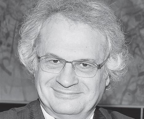 """Amin Maalouf presenta su novela """"Los desorientados"""""""