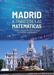 """Portada del libro """"Madrid a través de las Matemáticas"""""""