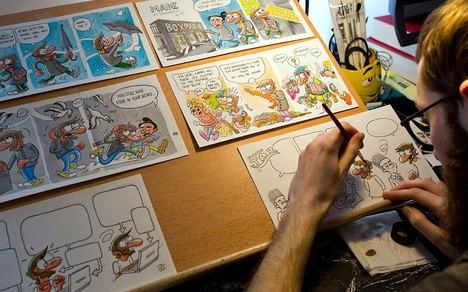 'Madrid Comic Summit 2021', reunirá a actores representativos del sector del cómic