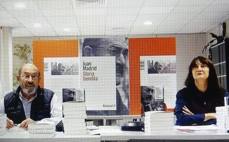 """Juan Madrid: """"España es un país siniestro, nefasto y lleno de ladrones"""""""