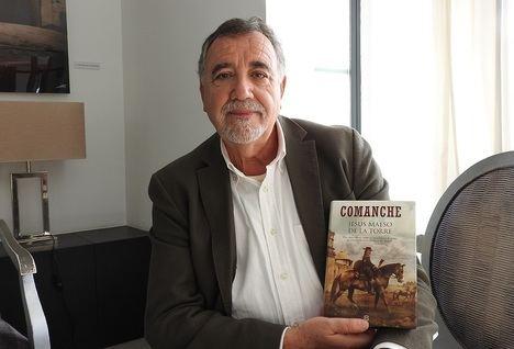 """Jesús Maeso de la Torre: """"Hemos interiorizado nuestra endeblez en la historia como si no fuésemos nada"""""""