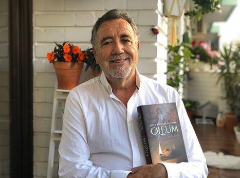 """Jesús Maeso de la Torre: """"El olivo entró en España a través de los fenicios y seguimos el mismo modus operandi oriental"""""""