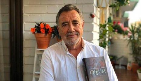 """Jesús Maeso de la Torre presentará """"Oleum"""" en el Certamen de Novela Histórica de Úbeda"""