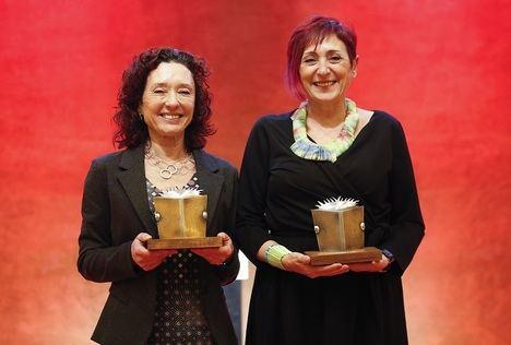 Maite Carranza y Elia Barceló se hacen con los Premios edebé de Literatura Infantil y Juvenil de 2019