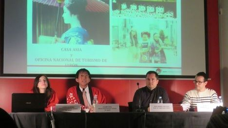 """Conferencia """"El turismo del manga y el anime: otra forma de conocer Japón"""" y presentación del libro """"Japón para otakus"""""""
