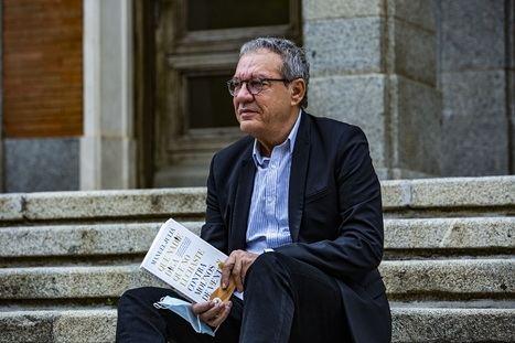"""Entrevista a Manuel Juliá: """"Mis armas son la literatura, así que con ella lucho contra la injusticia, la falta de solidaridad, el hambre…"""""""