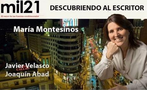 Conversación con María Montesinos