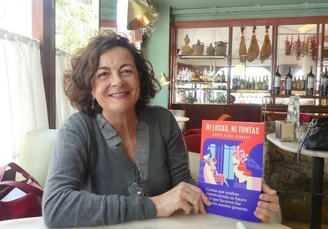 """Entrevista a María Pérez Herrero: """"Conocer la historia nos hace caminar hacia un futuro mejor"""""""