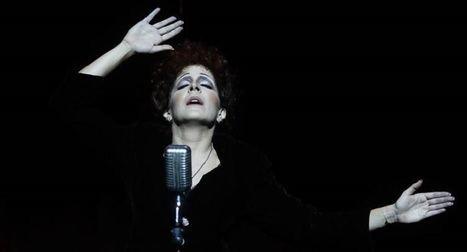 Edith Piaf vuelve a Madrid