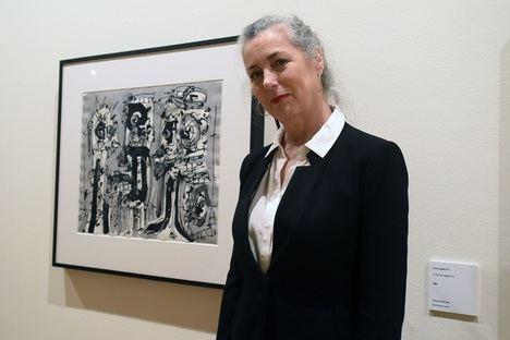 El Círculo de Bellas Artes dedica una exposición a Antonio Saura