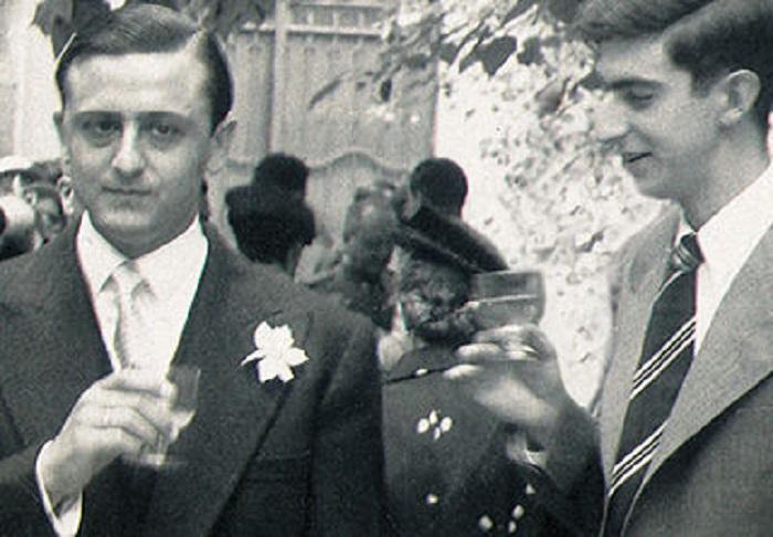 Luis Martín-Santos y Juan Benet