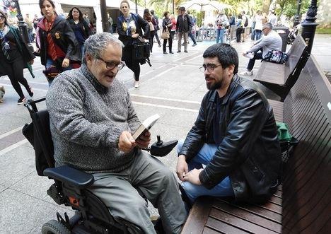 Entrevista al escritor argentino Maximiliano J. Benítez