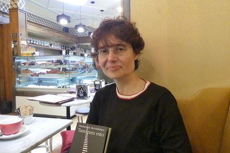 "Entrevista a Mercedes Gutiérrez: ""Escribir es algo muy serio"""