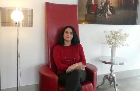 """Mercedes Santos: """"Una novela sin una buena y atractiva historia de amor, se queda coja"""""""