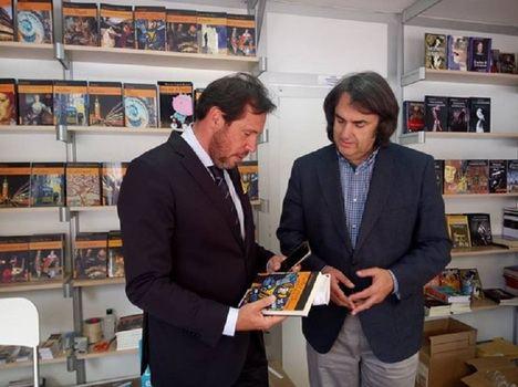 Entrevista con el editor y escritor Miguel Ángel de Rus: