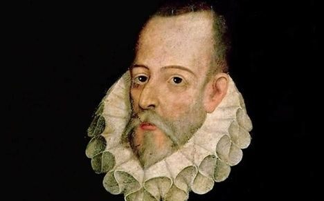 La fe de Miguel de Cervantes Saavedra, autor de El Quijote