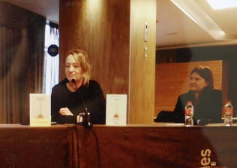 """Milena Busquets: """"La voz de un escritor es como la voz de un cantante de ópera, se puede perder en cualquier momento"""""""