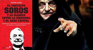Carlos Astiz , autor de El Proyecto Soros