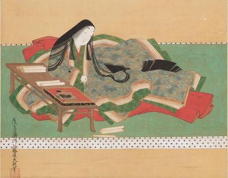 Murasaki Shikibu: La valentía silenciosa de una escritora japonesa en el período Heian