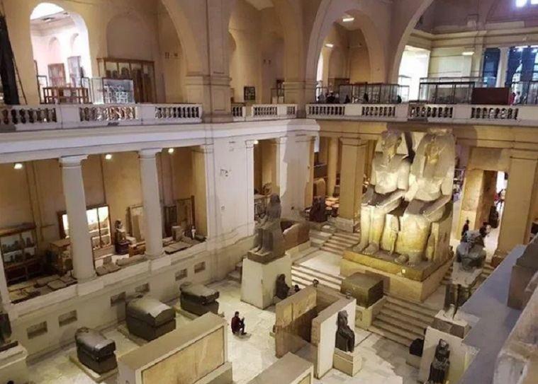 Museo Nacional de la Civilización Egipcia (NMEC)