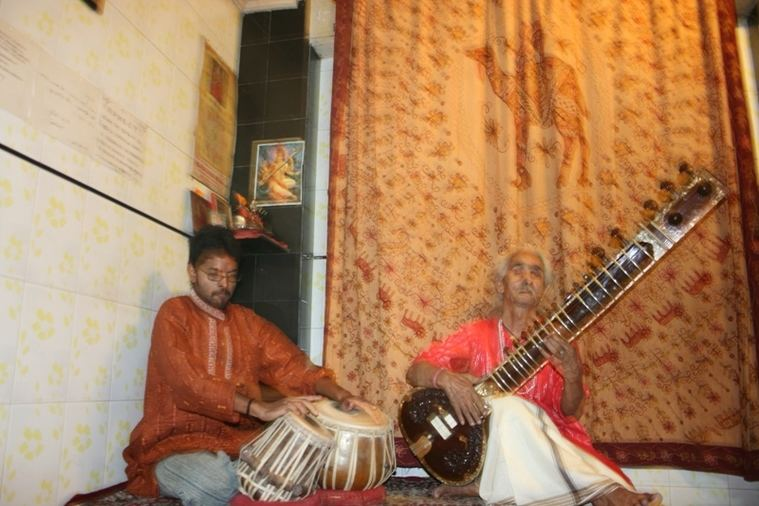 Música en la India