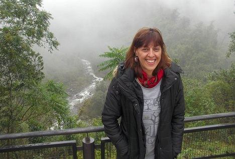 """Norma Etcheverry: """"Viajar es como el segundo verbo, igual que escribir, aún antes que respirar"""""""
