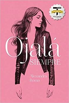 Alexandra Roma publica su novela New Adult