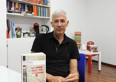 """Entrevista a José Ovejero: """"Me interesa la resistencia a una sociedad en deterioro"""""""