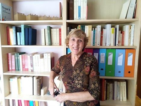 Entrevista a Paloma Díaz-Más: