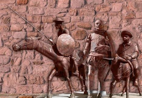"""Después del confinamiento, en vacaciones visite el """"País del Quijote"""""""