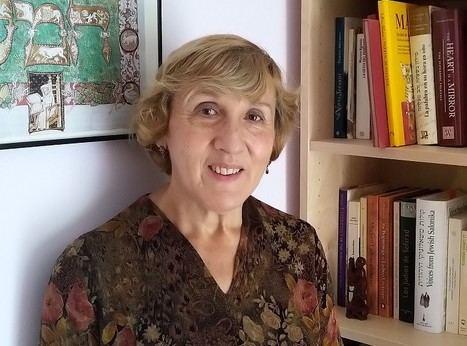 La filóloga y escritora Paloma Díaz-Mas, elegida para ocupar la silla i de la RAE