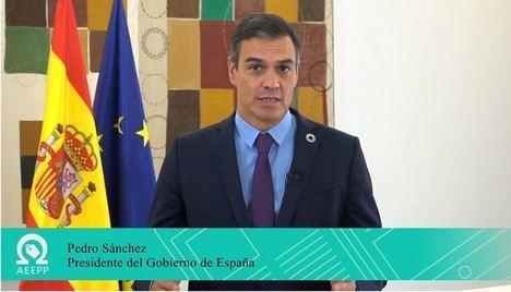 Pedro Sánchez insta a los editores de medios de comunicación a presentar proyectos de reconversión que pongan énfasis en la digitalización y la sostenibilidad
