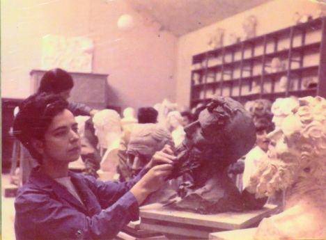 """Entrevista con la pintora toledana Marina Isabel Pérez: """"Toda pincelada o trazo es un latido de emoción y pasión, camino hacia la forma"""""""