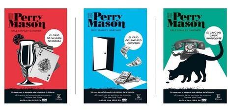 Regresa Perry Mason, de Erle Stanley Gardner, el mejor abogado de la historia