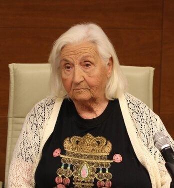 Muere Pilar Chaves Pérez, infatigable defensora de la obra de su padre, Manuel Chaves Nogales