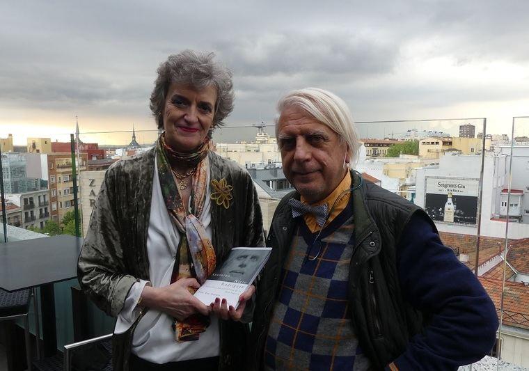 Pilar Úcar Ventura y Antonino Nieto Rodríguez