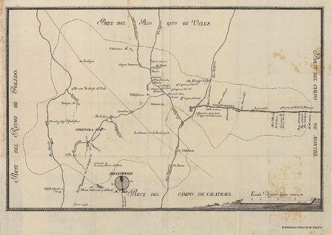 Ruidera, el Guadiana Alto y el Canal del Gran Prior