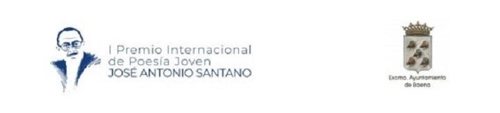 """Premio Internacional de Poesía Joven """"José Antonio Santano"""""""