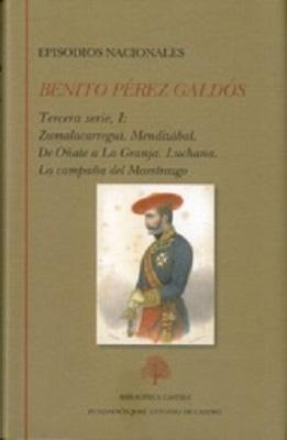 Edisodios Nacionales. Tercera serie