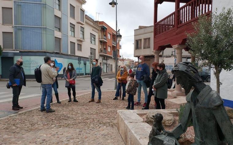 """Encuadrada en la programación de """"Rutas y visitas primavera21"""" del Ayuntamiento de Alcázar de San Juan"""
