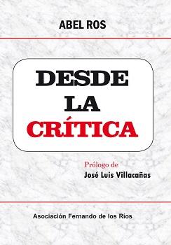 El sociólogo y politólogo alicantino Abel Ros publica el ensayo político