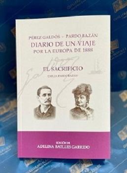 Los viajes secretos de Emilia Pardo Bazán y Benito Pérez Galdós, al descubierto