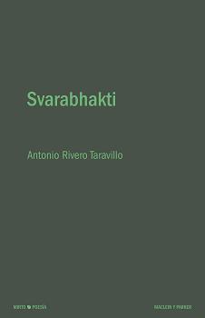 Antonio Rivero Taravillo publica