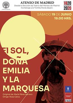 El sol, doña Emilia y la marquesa