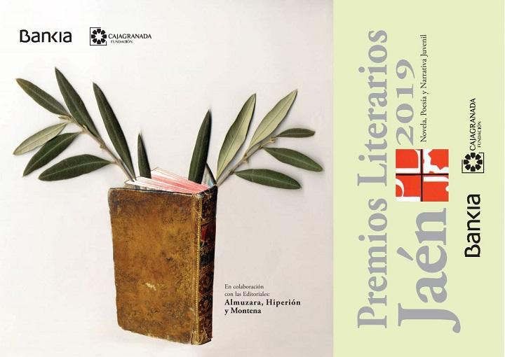Premio Jaén de novela juvenil