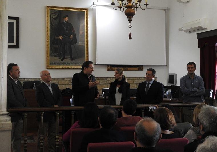 Entrega del Premio de Novela Histórica Ciudad de Úbeda