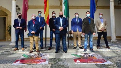 """La literatura no se resigna ante el coronavirus: IX Certamen de Novela Histórica """"Ciudad de Úbeda"""""""