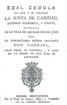 Alcázar de San Juan y sus hospitales