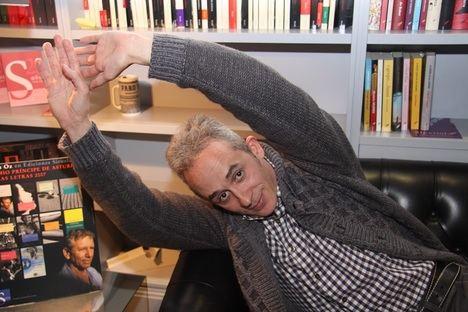 Entrevista a Rafael Balanzá, autor de