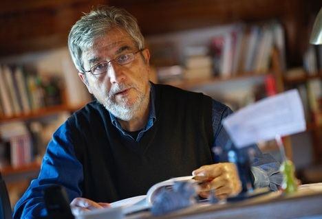 Rafael Herrero publica la novela negra